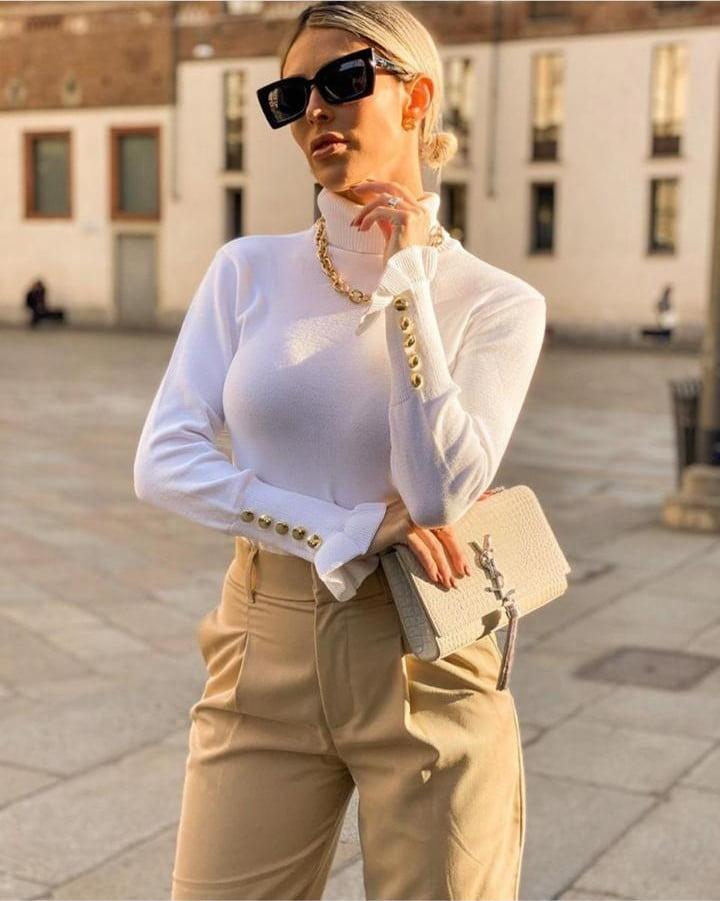 Blusa Modal Mirian