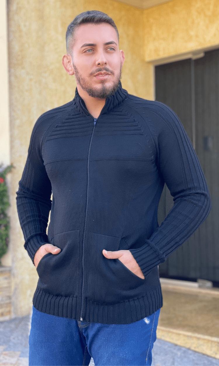 Jaqueta masculina Eduardo